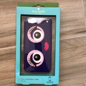 Kate Spade New York Jeweled Monster IPhone Case
